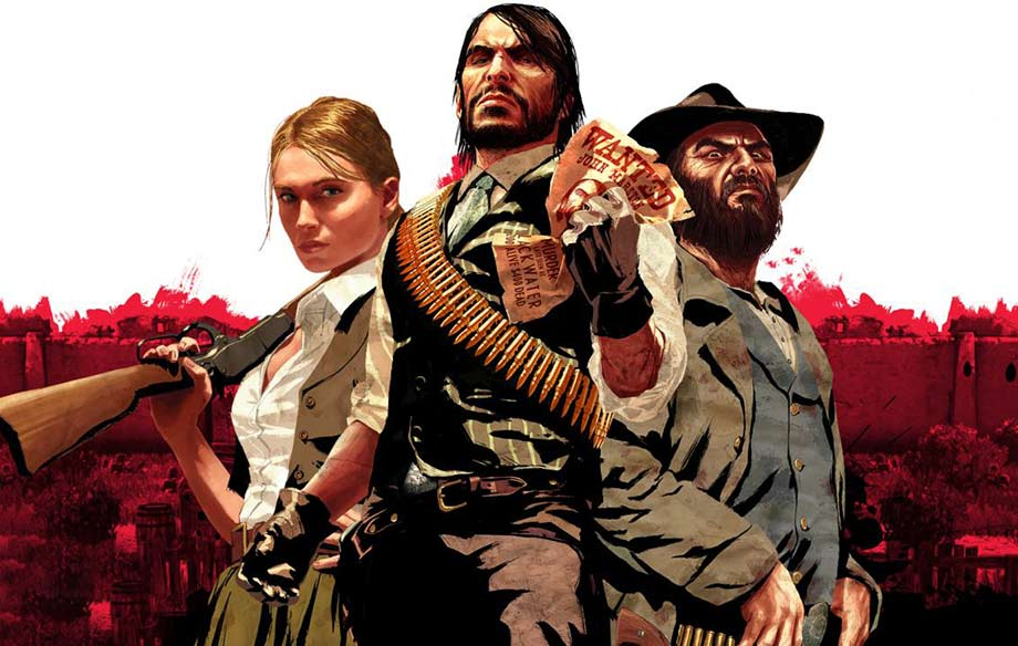 John Marston Red Dead Redemption Costume Guide
