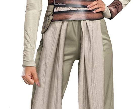 Star Wars The Rise Of Skywalker Rey Costume Ultimate Jackets Blog