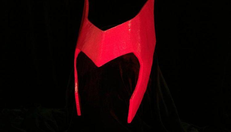 WandaVision Scarlet Witch Headpiece