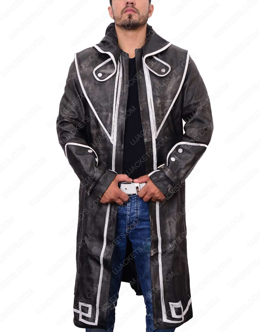 corvo attano coat