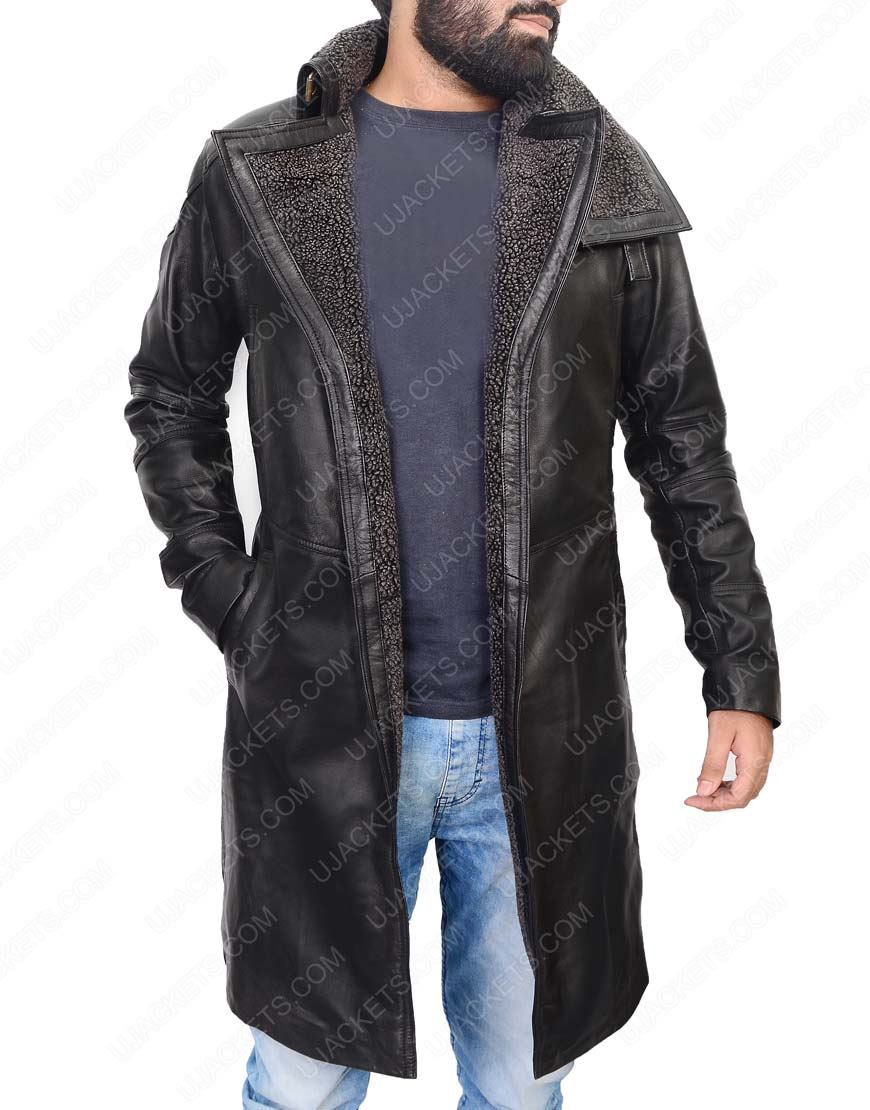 Officer K Ryan Gosling Blade Runner 2049 Coat Ujackets