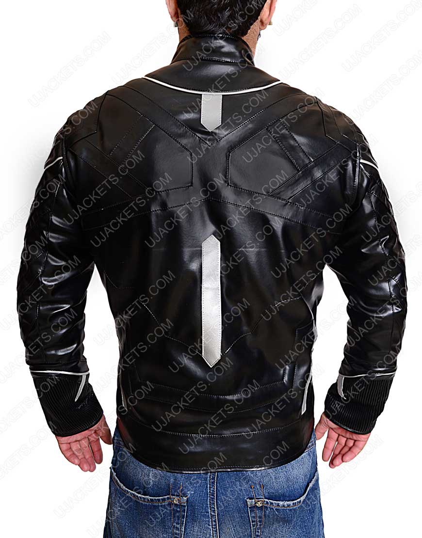 Black Panther Jacket From Captain America Civil War - UJackets