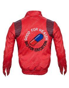 Akira Good for Health Bad for Education Kaneda Jacket