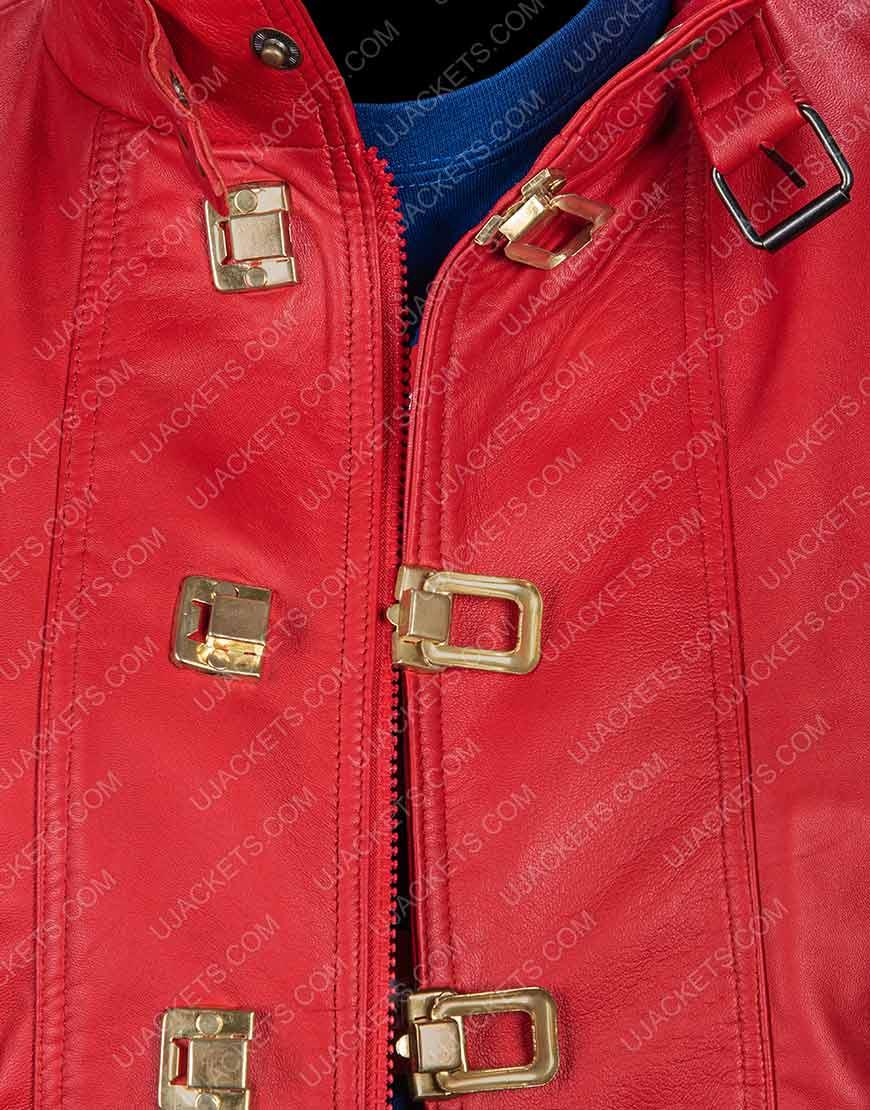 Akira Good for Health Bad for Education Kaneda Pill Jacket
