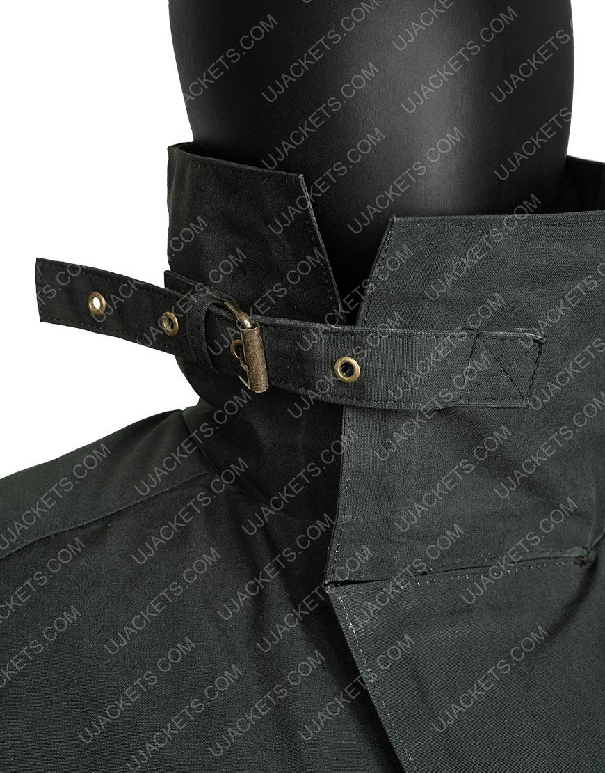 Blade Runner 2049 Officer K Trench Coat