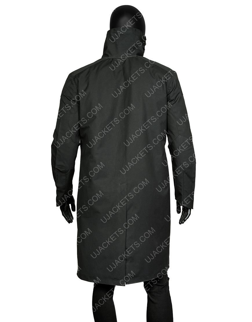 Blade Runner 2049 Ryan Gosling Officer K Trench Coat
