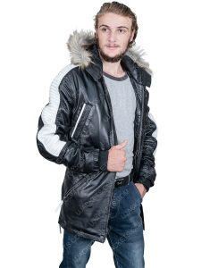 Cassian Andor Rogue One A Star Wars Parka Hooded
