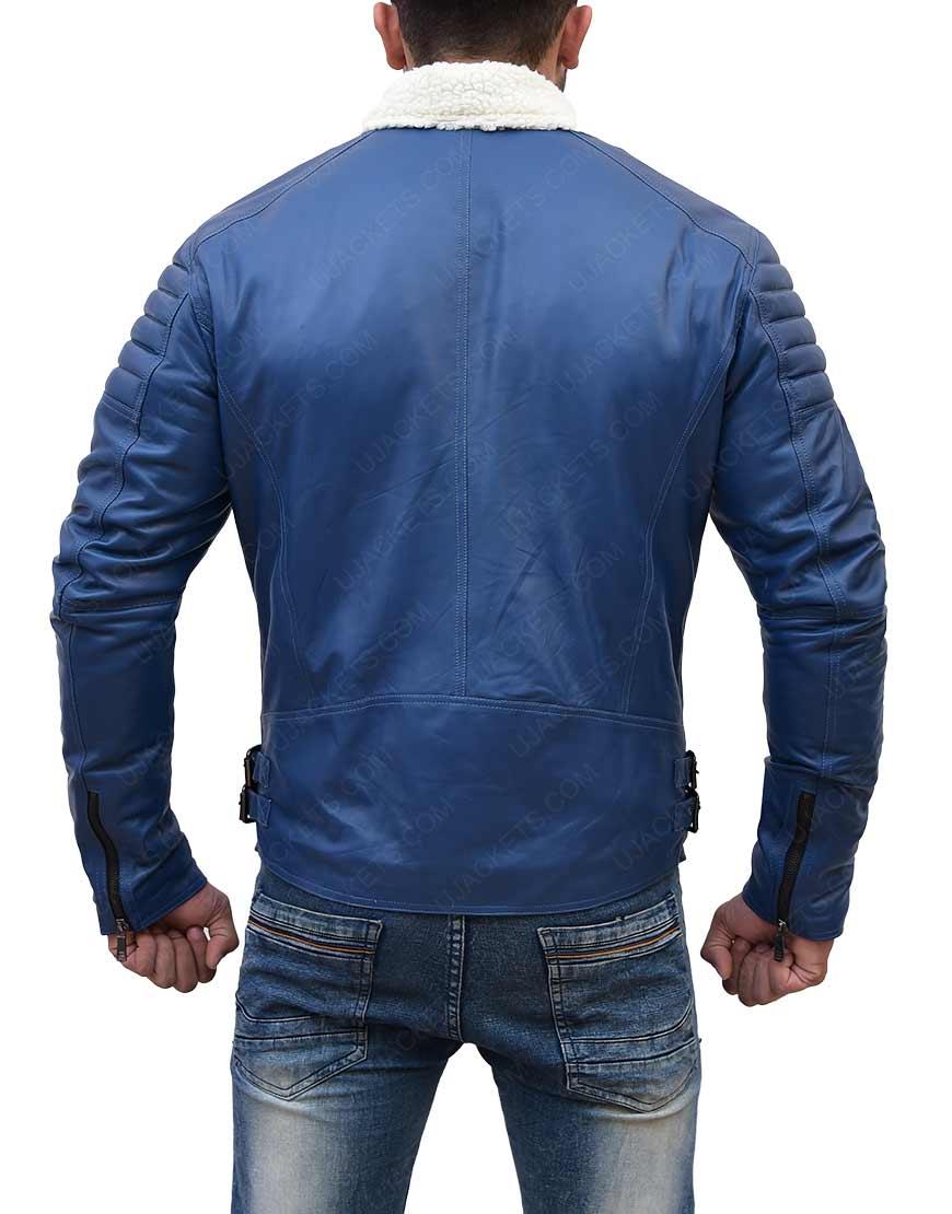 Designer Shearling Jacket