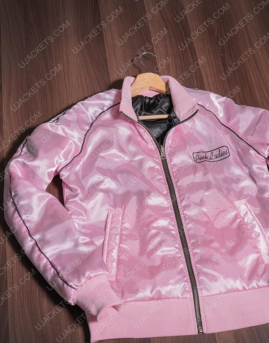 Grease 2 Stephanie Zinone Pink Jacket