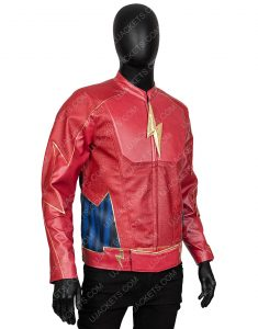 Jay Garrick The Flash John Wesley Shipp Jacket