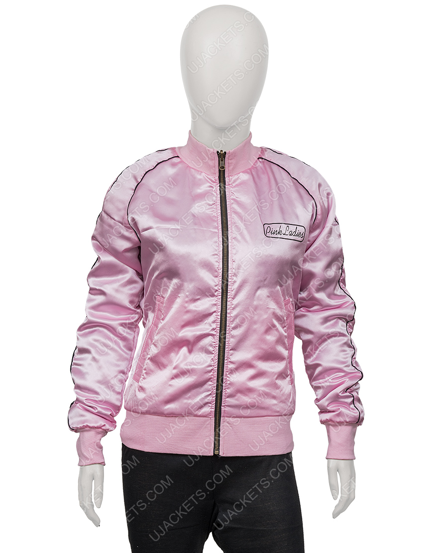 Michelle Pfeiffer Pink Ladies Grease Jacket