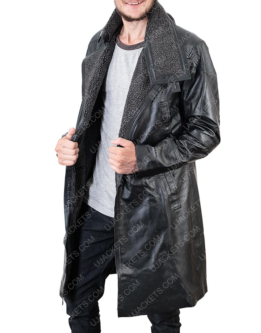 Officer K Blade Runner 2049 Trench Coat