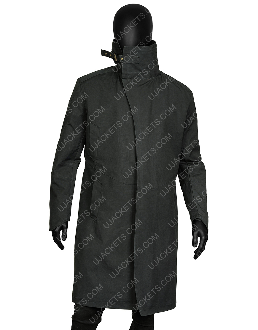 Ryan Blade Runner 2049 Officer K Trench Coat