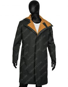 Ryan Gosling Blade Runner 2049 Officer K Trench Coat