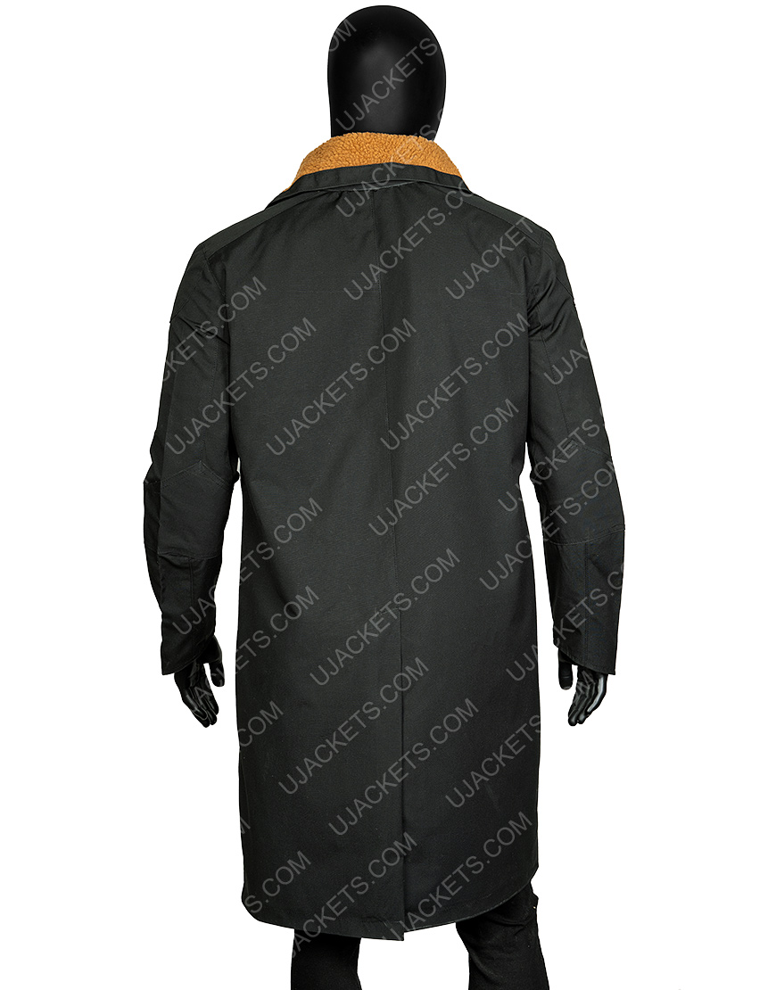 Ryan Gosling Blade Runner 2049 Officer Trench Coat