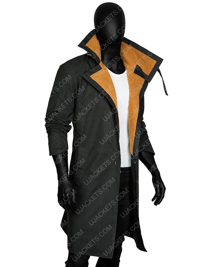 Ryan Gosling Blade Runner 2049 Trench Coat