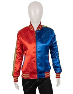 Suicide Squad Harley Quinn Property of Joker Jacket1