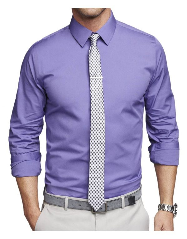 formal-purple-shirt