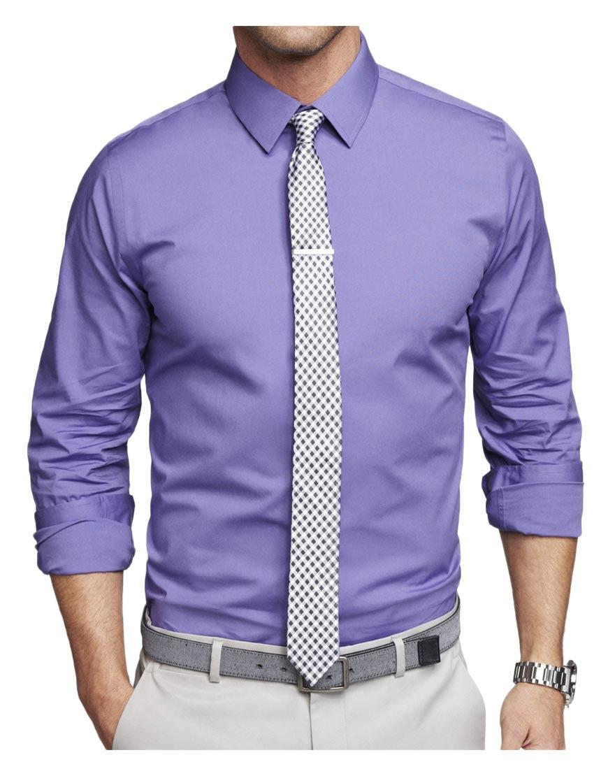 formal-purple-shirt