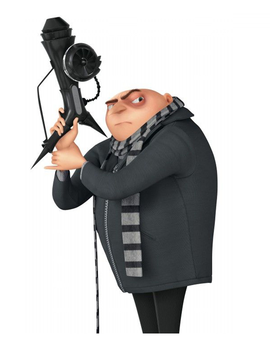 gru clipart despicable me - photo #32
