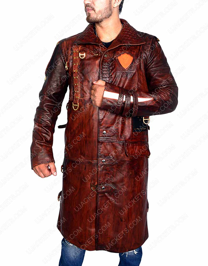 yondu trench coat