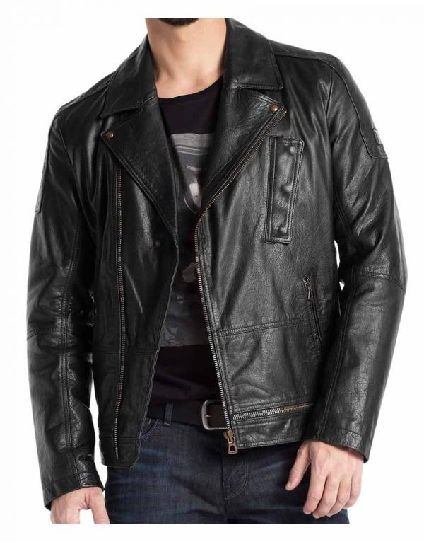 mens-black-leather-biker-jacket