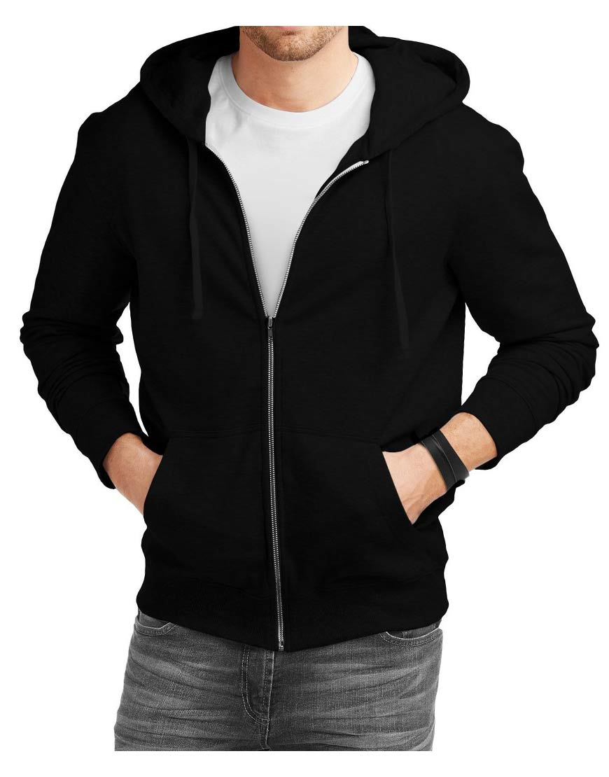 mens-black-zip-up-hoodie
