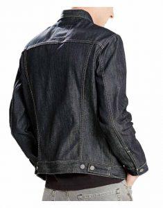mens-casual-black-jean-jacket