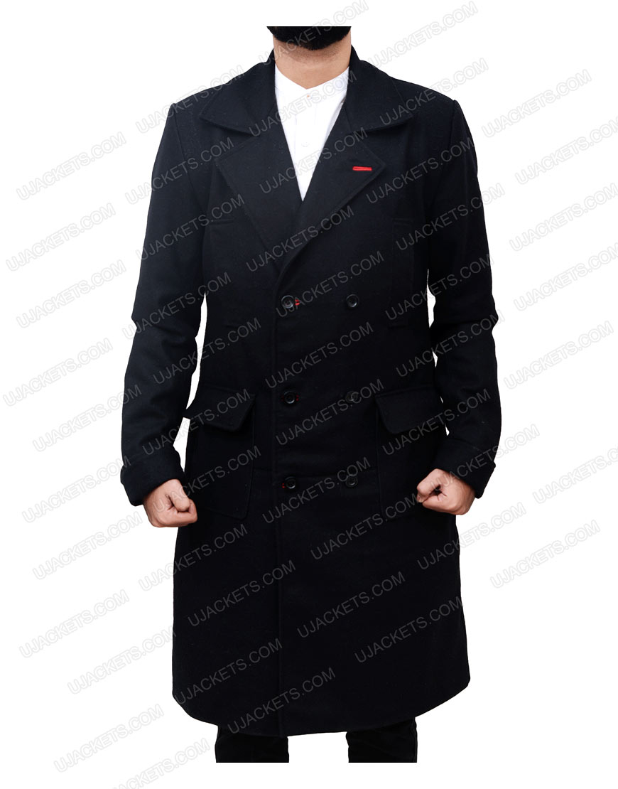 Benedict Cumberbatch BBC Sherlock Coat - UJackets