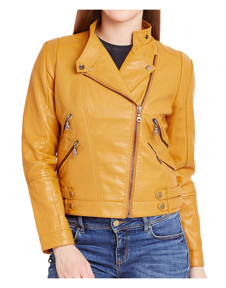 yellow-motorcycle-jacket