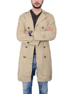 supernatural trench long coat