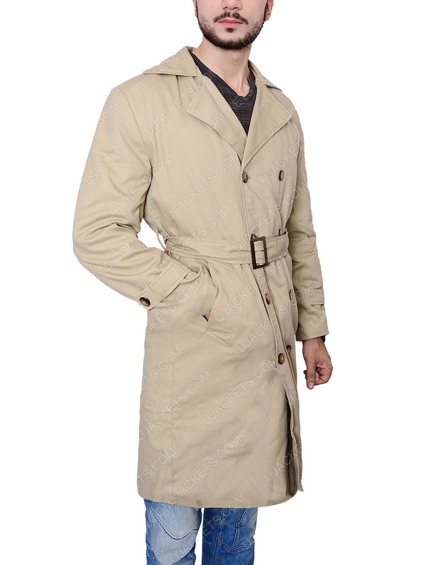 supernatural trench coat
