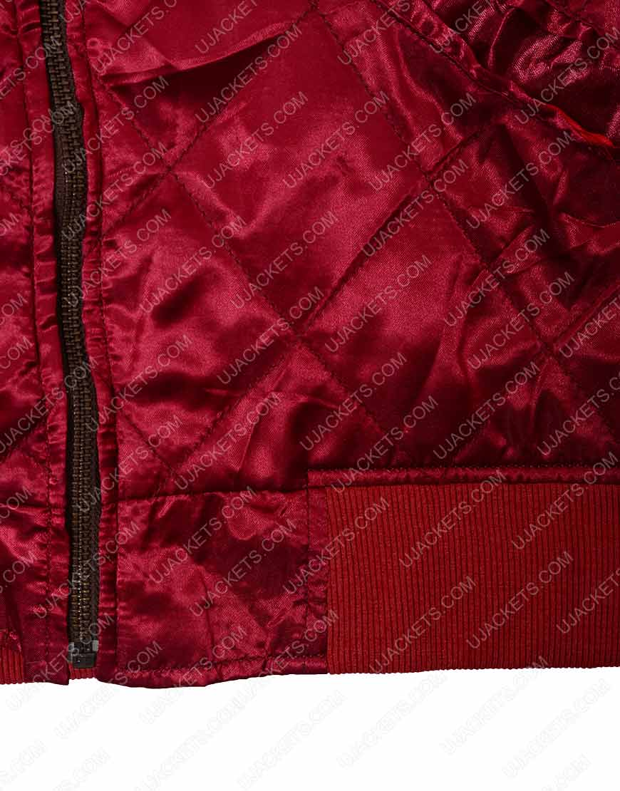iron fist jessica henwick red jacket