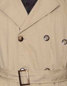 supernatural coat