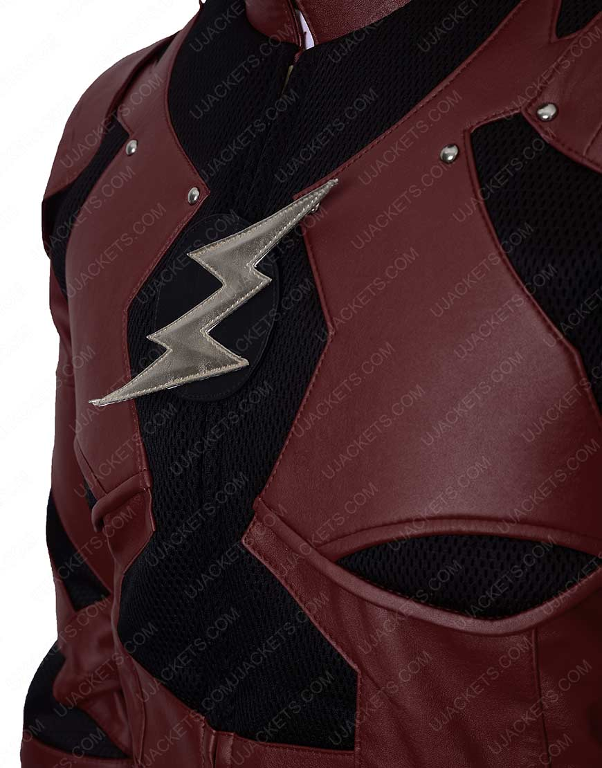flash justicer jacket