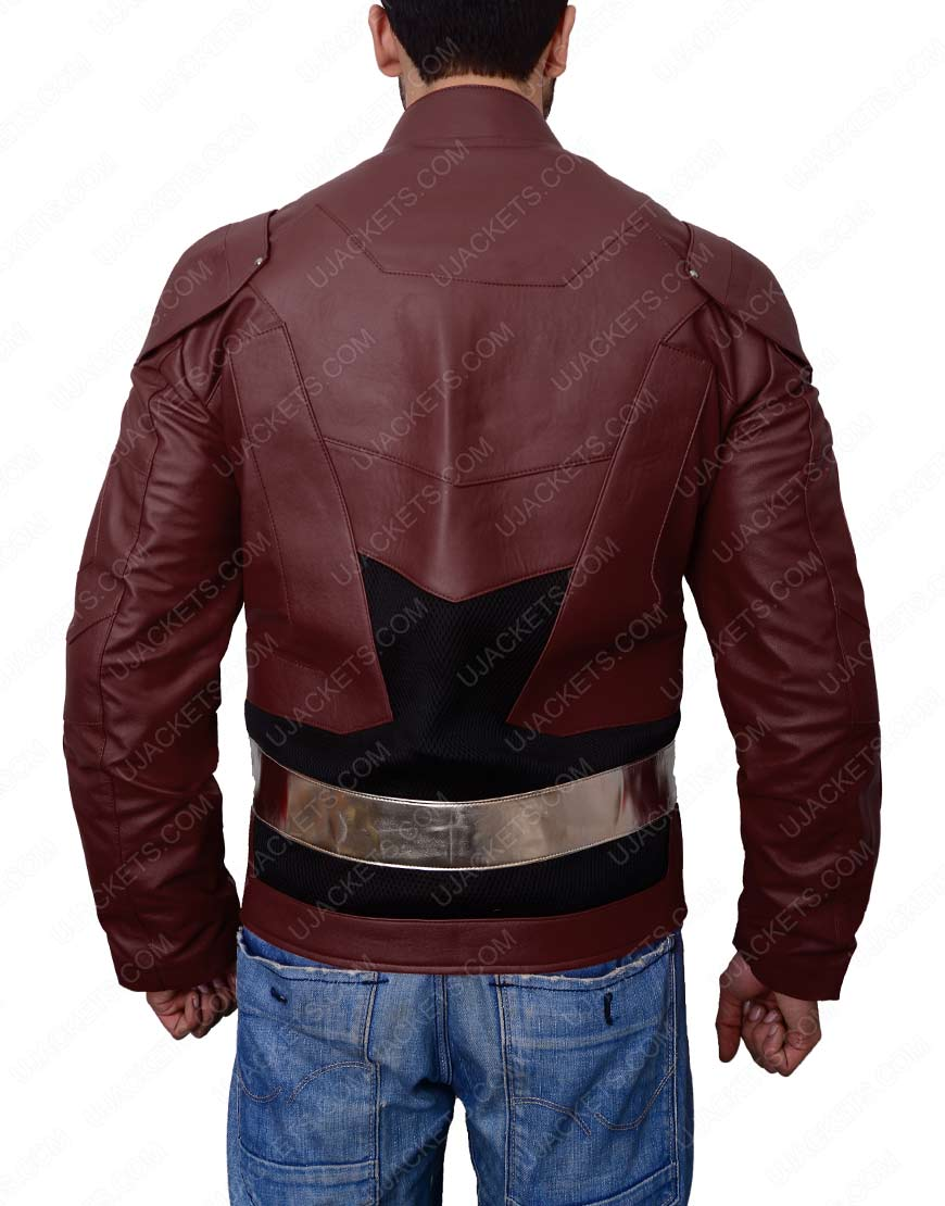 he flash justice league jacket