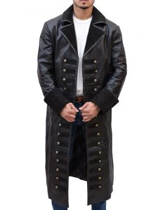 Captain Hook Once Upon a Time Killian Jones Coat