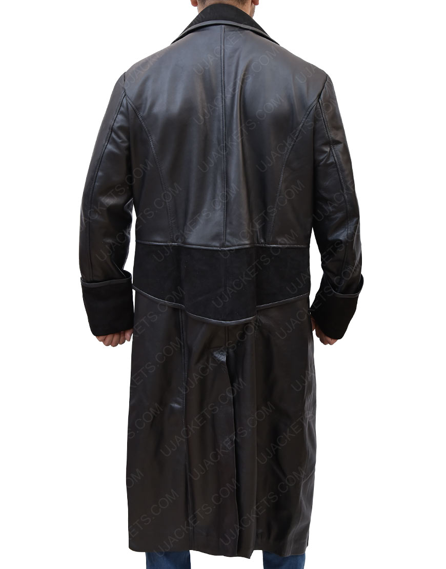 Once Upon a Time Killian Jones Coat