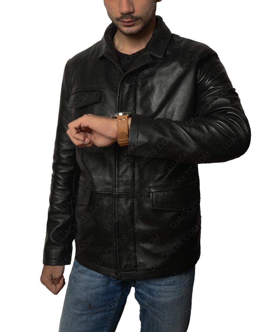 Ricky Whittle Jacket
