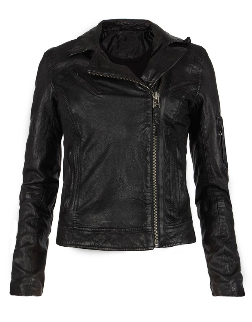 amy-pond-black-leather-jacket