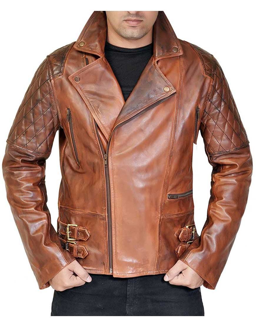 brown-quilted-leather-jacket