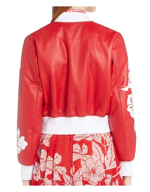 designer-red-leather-jacket