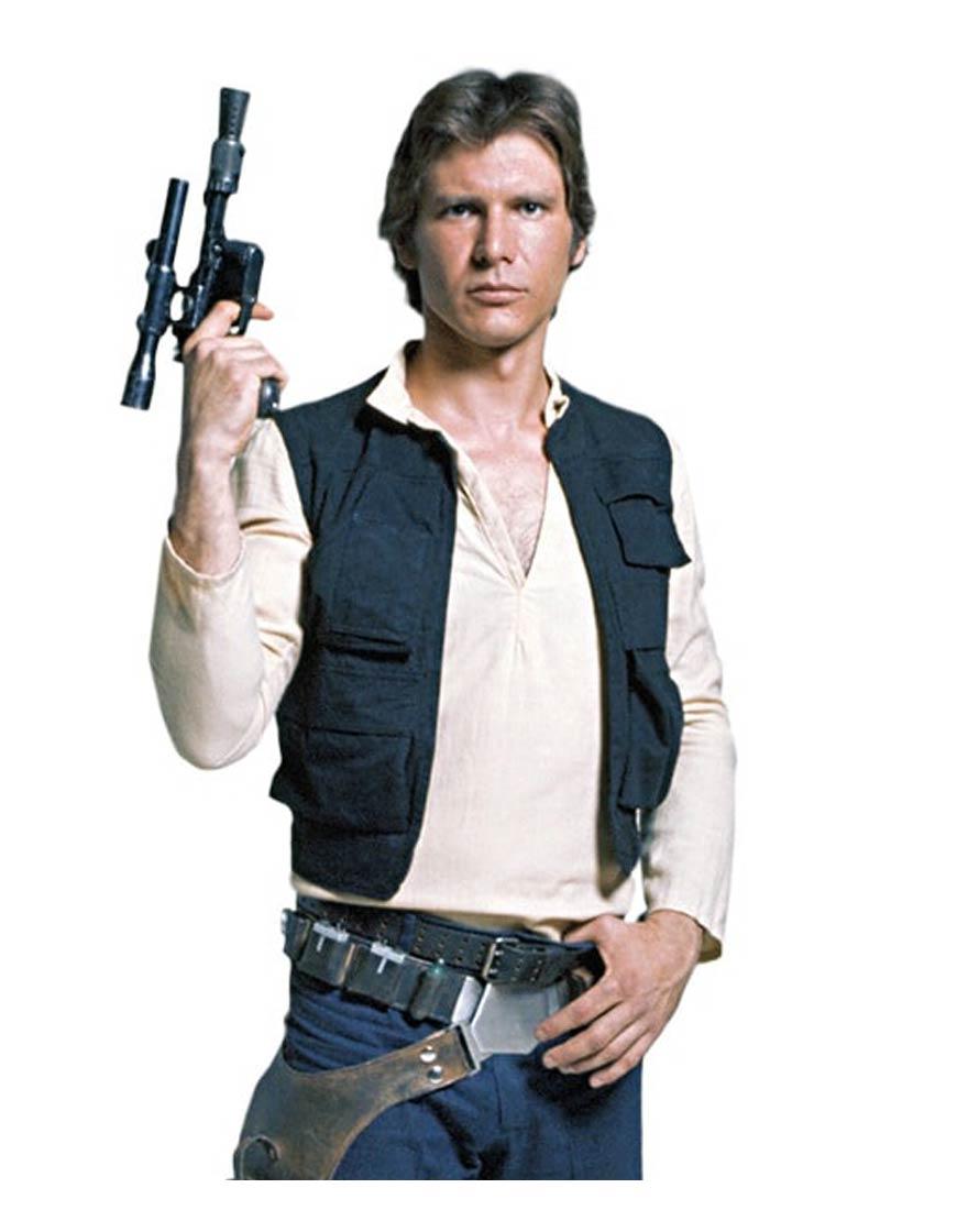 Star Wars Return Of The Jedi Han Solo Vest Ujackets
