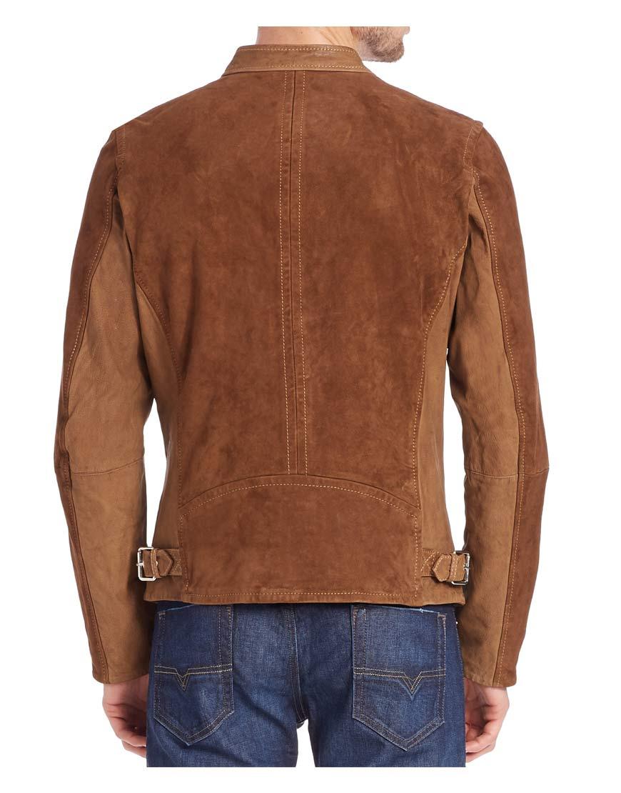 mens-brown-suede-leather-jacket