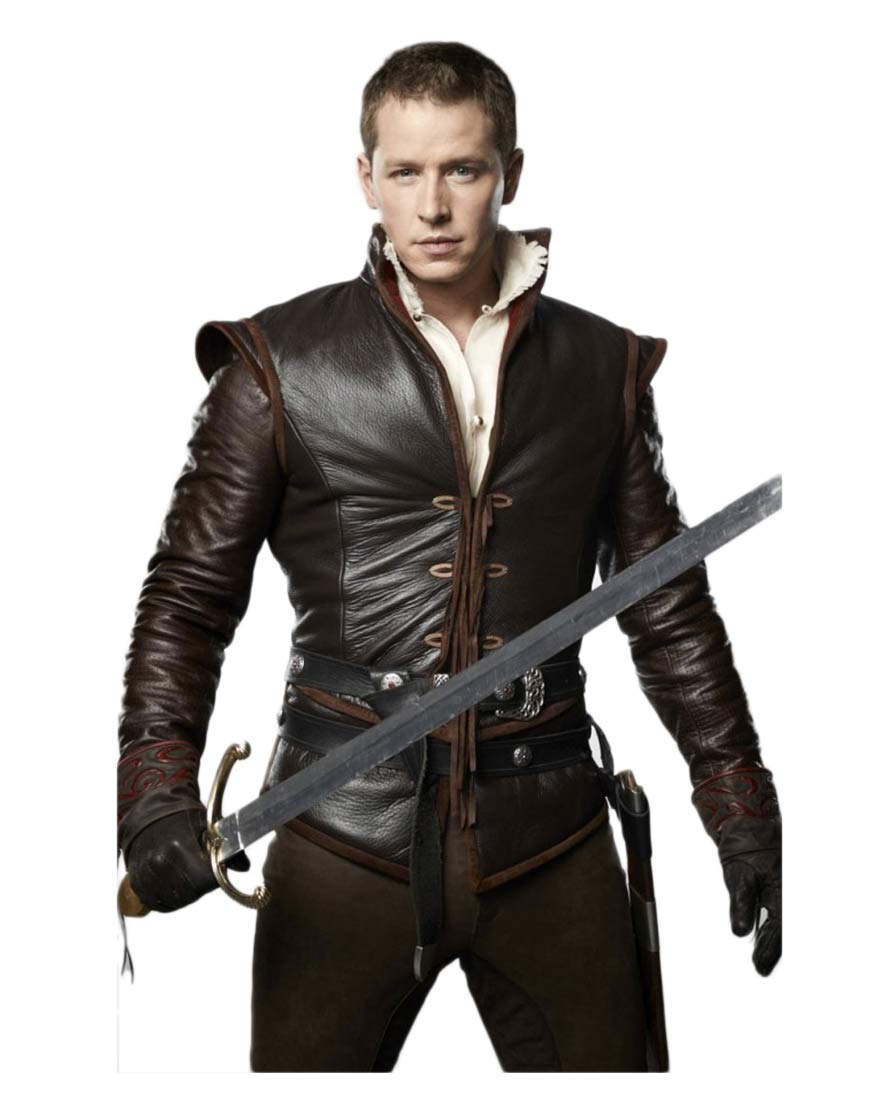 Once Upon A Time Tv Series Prince Charming Jacket Ujackets