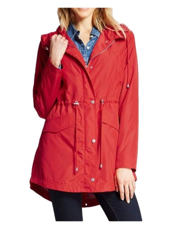 red-raincoat