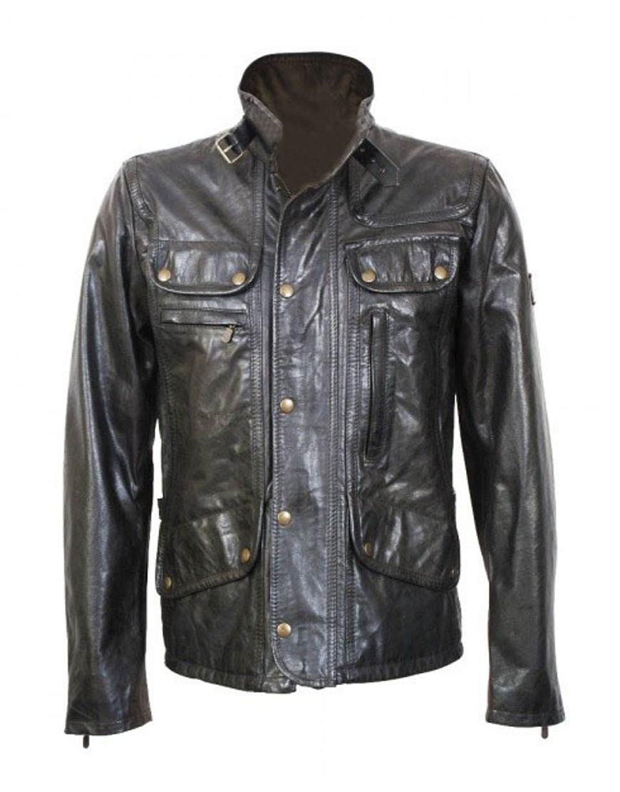 0b213d67056 Supernatural Jensen Ackles Leather Jacket - UJackets