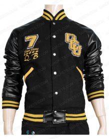 Justice League Victor Stone Letterman Jacket