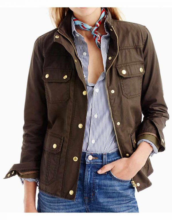 womens-dark-brown-jacket