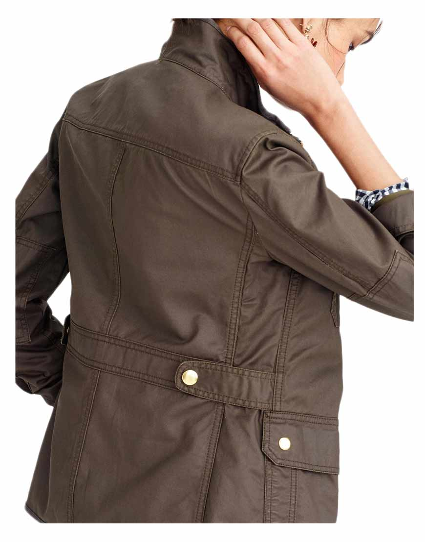 womens-dark-brown-spring-jacket
